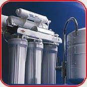Картинка. Установка фильтра очистки воды в квартире, коттедже или офисе в Хмельницке