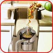 Картинка. Установка измельчителя пищевых отходов в квартире, коттедже или офисе в Хмельницке